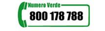Numero verde 800 178 788
